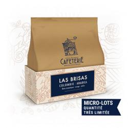 Las Brisas - Café de spécialité de Colombie, la caféterie création atelier Lobodis